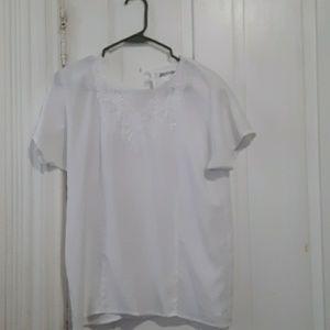 yves st. clair short sleeve top